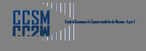 Centre Commun de Spectrométrie de Masse